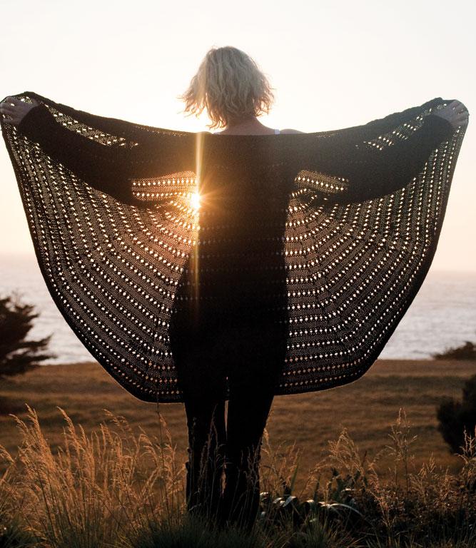 Silhouette-in-sun