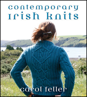 Contemporary Irish Knits cover